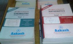 I have the study material of physics ,chemistry and