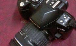 olympus cammera wit bag n charger lens 40-150mm lens