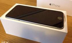 I PHONE (Silver Grey) 6 PLUS 128 gb out of warranty
