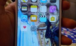 I phone 6 new condition with 16 gb golden colour phone