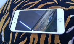I phone.6s plus..16GB Silver in a very good condition