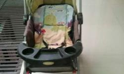 I sell my kid's stroller it's a very good condition n