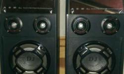 I am selling my boom Music system and singing system
