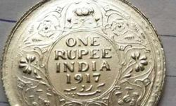 I want sell my 1 rupee india silver coin. Total coins