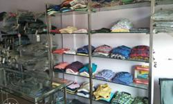 I want to close my garments shop. I want to sell jeans,
