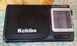 I want to my sell my radio which is in new..and