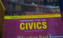 I want to sale My civis question bank Enter first Year