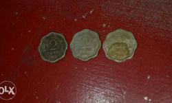 i want to sale my old 2 paisa coin