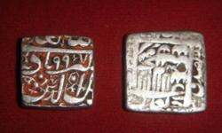 I have two siver coins of MUGALKALL made by the great