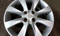 I want to sell HYUNDAI VERNA FLUDIC orijinal ALLOY