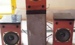I want to sell my 2 big speakers and 4 Mini speakers