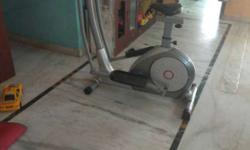 I want to sell my aerofit machine which is less used