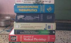 I want to sell my all homeopathic medical books