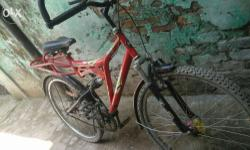 I want to urgent sell my bicycle