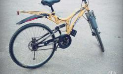 I want to sell my bicycle good condition