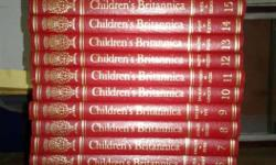 I want to sell my childrens britanicas encyclopedia. It
