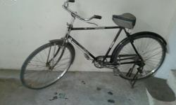 My Hercules bicycle is in good condition. I want to