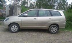 I want to sell my new Innova Car of Top Model 2009
