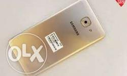 I want to sell my new Samsung j7 max 7 day ago