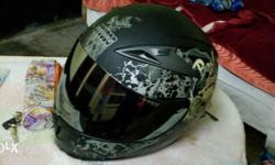 I want to sell my new styles helmet..it is very new