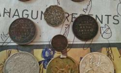 Almost 100 year old ONE Rupee coin is on SALE. The year