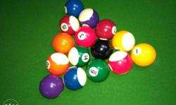 I Want To Sell My Pool And Snooker Table The Table Is