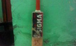 I want to sell my sigma kashmir willow bat its newly