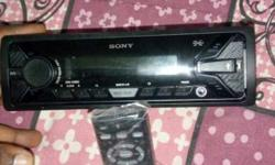 I want to sell my sony Audio system good condition.