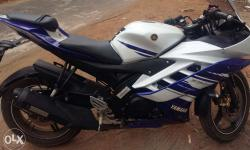 R15 v2 good condition ,new insurance showroom condition