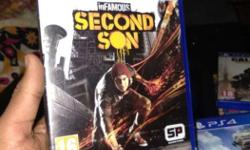 I wanted to sell my ps4 second son and it is unseale