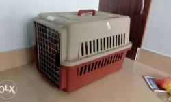 "IATA approved Dog crate, size 24""X18""X19"" for air"