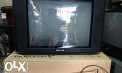 Ibeel tv 21.FLAT good condition with remote control