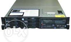 Ibm X346 server with dual Zeon Processor 4 gb ram 146X