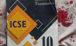 Icse last 10 years book solved paper very useful
