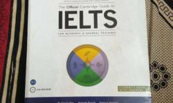 IELTS Cambridge guide for academic and general training