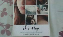 If I stay. Gayle Forman. great condition.