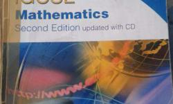 IGCSE maths book in a good condition
