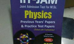 IIT-JAM Physics Learning Textbook