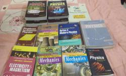 Many competitive and reference books are available,