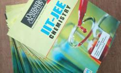 IIT JEE Chemistry MTG Books (Complete set of 12)