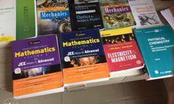 IIT/JEE coaching text books for class 12th
