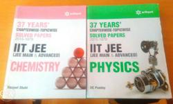 IIT JEE previous 37 years solved papers. 1979-2015