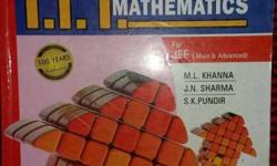 IIT MATHAMETICS by M.L.Khanna a perfect guide for iit