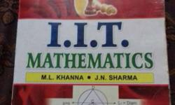 IIT Maths ML Khanna book