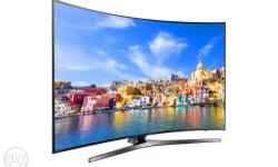"imported Samsung Panel 32"" Curve LED TV Full HD 2 USB"