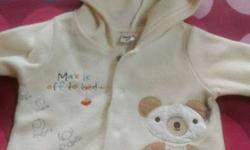 imported baby jacket hooded I bought it frm abroad bt