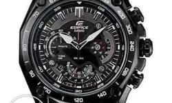 Imported new Edifice Casio Chronograph Watch