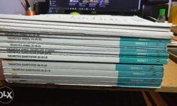 All 2016 CAT Prep books, 4 classroom modules