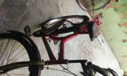 In good condition and new tyre new tube in best price
