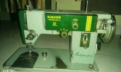 in good condition singer piko and stichting machine